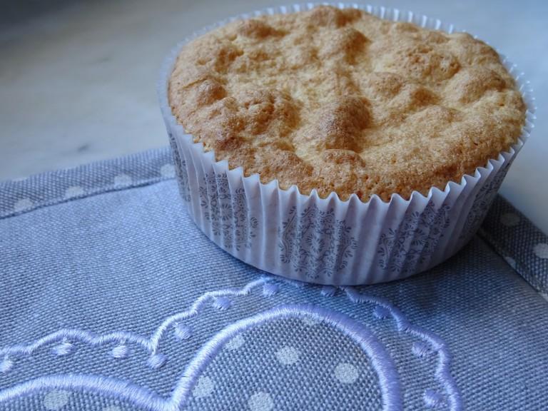 Tortine mandorle e limone senza glutine e lattosio