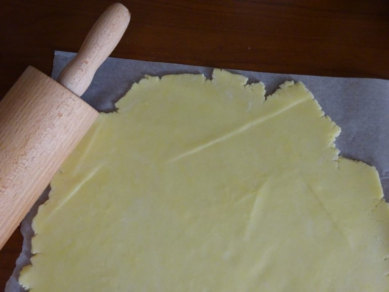 Crumble di Prugne senza glutine e lattosio