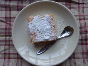 Torta di Albicocche senza glutine e lattosio