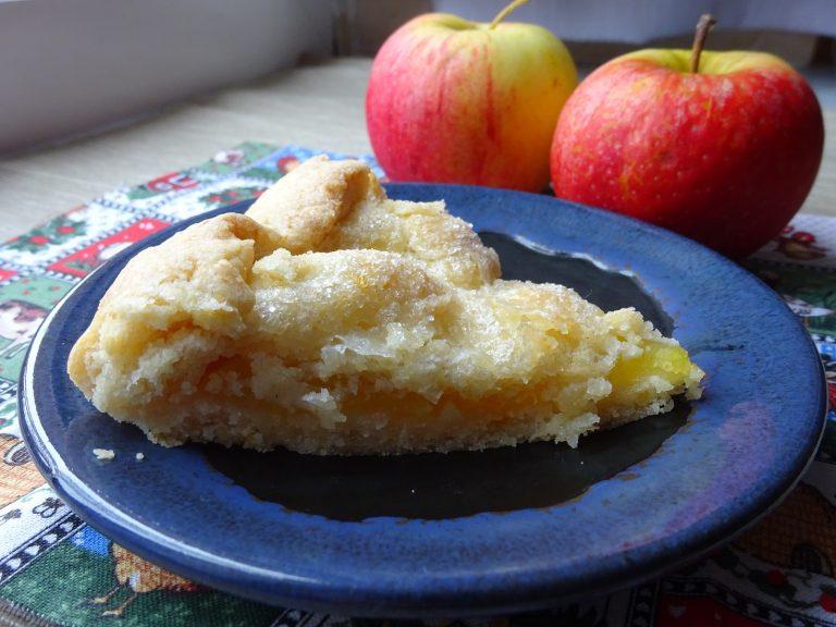 Apple Pie senza glutine e lattosio