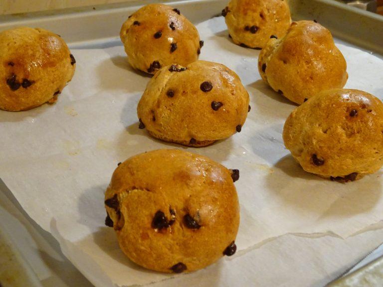 Pangoccioli senza glutine e lattosio