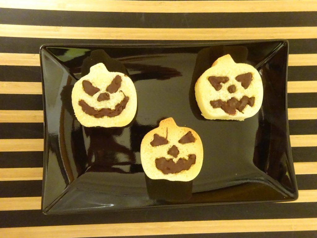 Muffin di Halloween senza glutine e lattosio