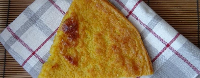 Farinata genovese senza glutine e lattosio