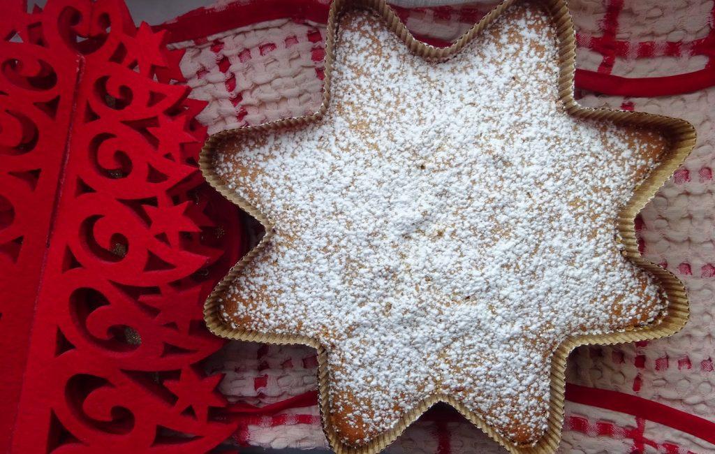 Stella di Natale senza glutine e lattosio