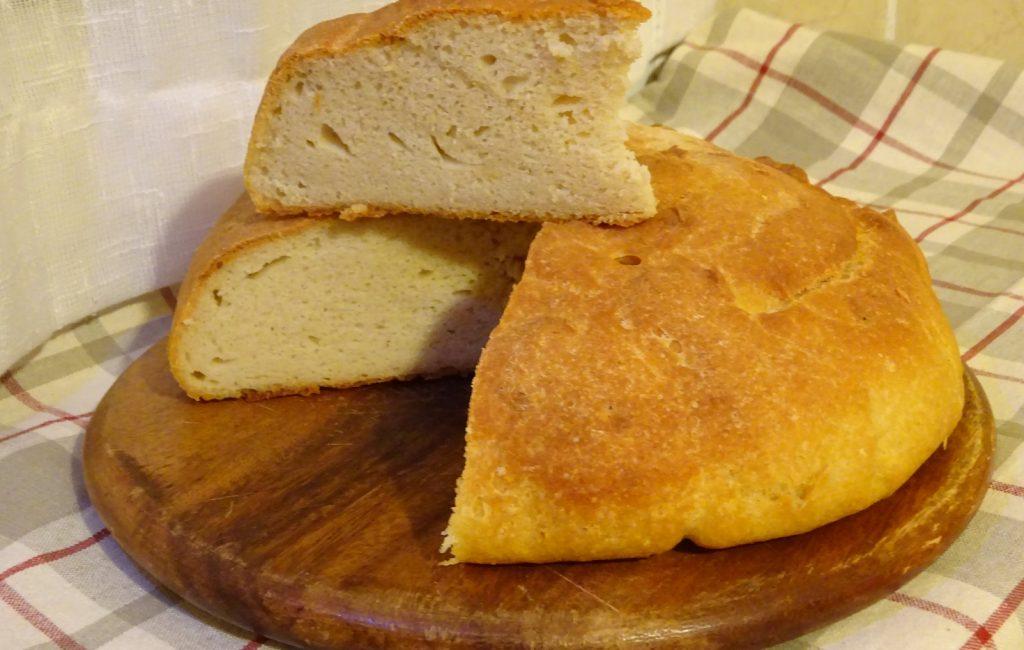 Pane con Quinoa senza glutine e lattosio
