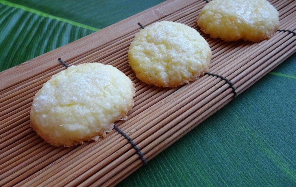 Biscotti al Cocco senza glutine e lattosio