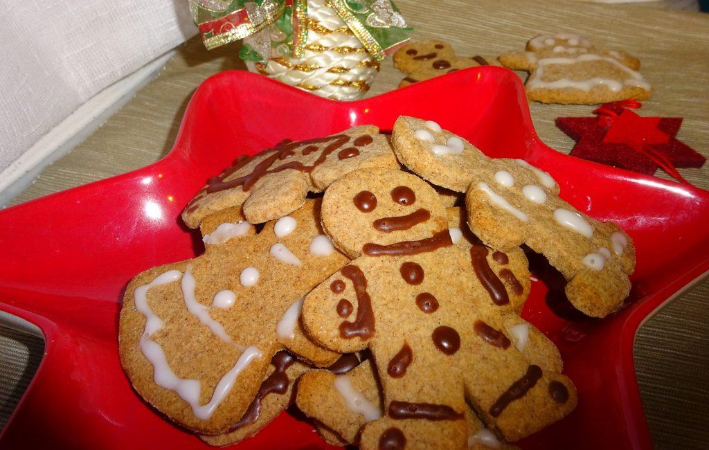 Biscotti di Panpepato senza glutine e lattosio